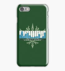 MH4 - Weapon Usage iPhone Case/Skin