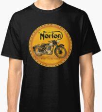 Norton Motorcycles England Classic T-Shirt