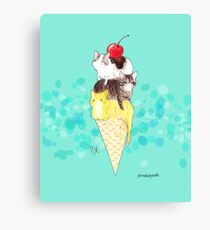 Sweet Treat DiPaolo Canvas Print