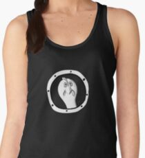 Chickens on a Submarine Women's Tank Top