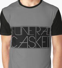 Funeral Casket - Le Fantome Graphic T-Shirt