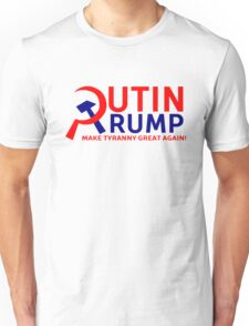 Make Tyranny Great Again Unisex T-Shirt