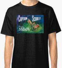 Indestructible Captain Scarlet Classic T-Shirt