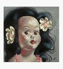 I'm Fine #9, (Hawaiian Doll) Photographic Print