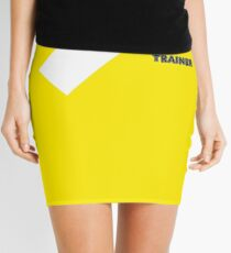 Pokemon Go Team Instinct yellow Trainer Spark's side! Mini Skirt
