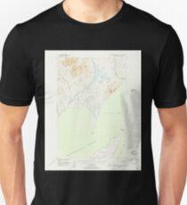 USGS TOPO Map Alaska AK Hagemeister Island D-3 355863 1948 63360 T-Shirt
