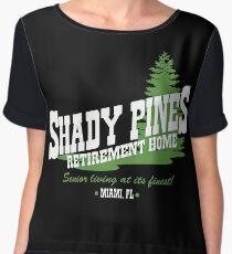 Shady Pines Chiffon Top