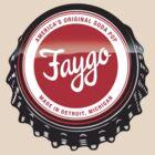 Faygo soda Detroit USA by JoanofArc