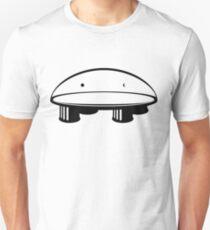 Flat Earth - Black T-Shirt