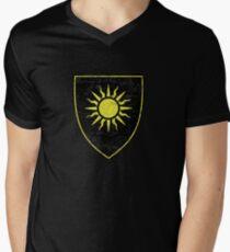 Nilfgaard Coat of Arms - Witcher Men's V-Neck T-Shirt