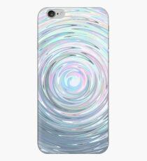 Holographic swirl iPhone Case