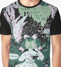 SOFT SPOKEN GARDEN Graphic T-Shirt