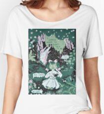 SOFT SPOKEN GARDEN Women's Relaxed Fit T-Shirt