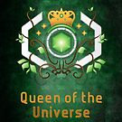 Queen of the Universe by Barbora  Urbankova