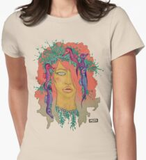 Diadem Womens Fitted T-Shirt