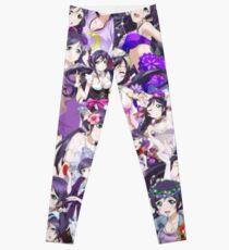 Nozomi Tojo Collage Leggings