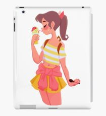 Pineapple Cool Off iPad Case/Skin