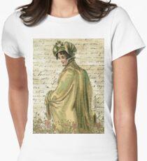 A Regency Lady Women's Fitted T-Shirt
