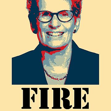Fire Kathleen Wynne by mgtow