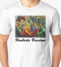 Boccioni - Laughter T-Shirt