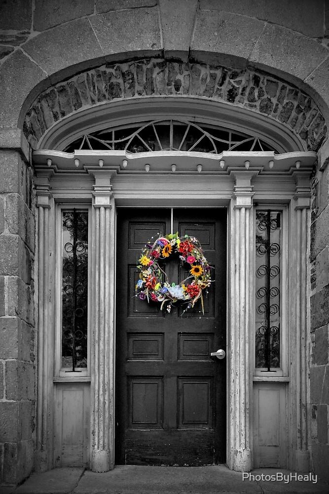 Union Hotel entrance by PhotosByHealy