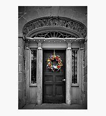 Union Hotel entrance Photographic Print