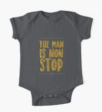 The Man Is Non-Stop | Hamilton One Piece - Short Sleeve