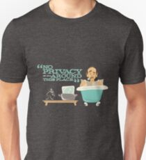 Carousel of Progress - Orville - No Privacy T-Shirt