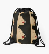 BLOOD Drawstring Bag
