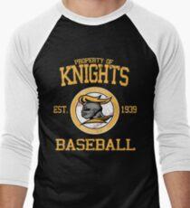 Gotham City Knights Baseball Men's Baseball ¾ T-Shirt