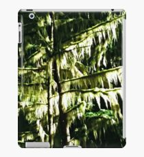 Mossy Trees iPad Case/Skin