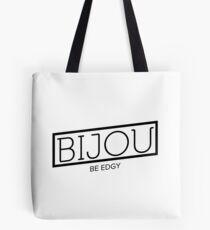 B I J O U Logo Tote Bag