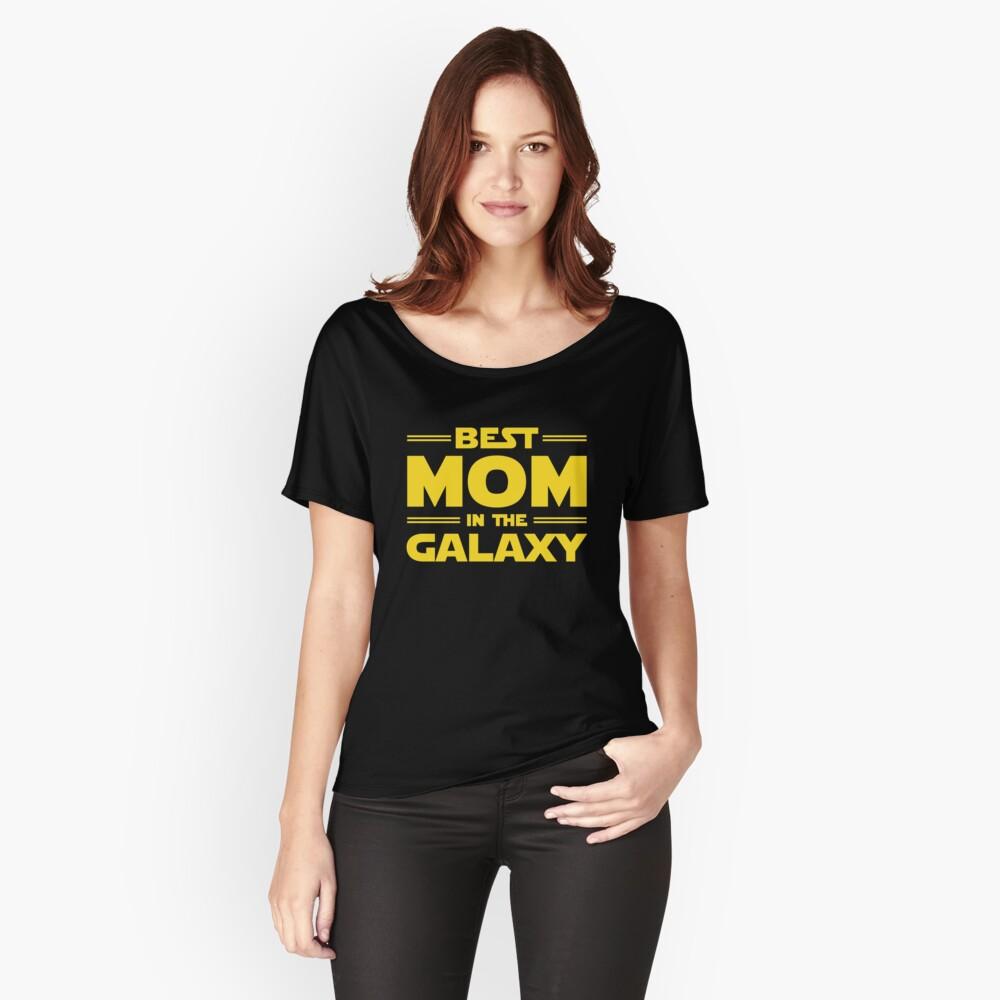 Beste Mutter in der Galaxie Loose Fit T-Shirt