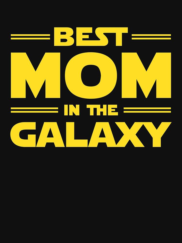 Beste Mutter in der Galaxie von redscarf