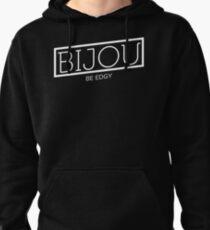 B I J O U Logo - Black Pullover Hoodie