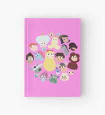 Star vs. the Forces of Evil Characters Hardcover Journal