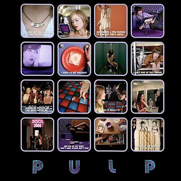 Pulp - Disco 2000 by RadioDesigns