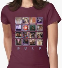 Pulp - Disco 2000 Womens Fitted T-Shirt