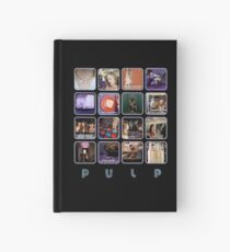 Pulp - Disco 2000 Hardcover Journal