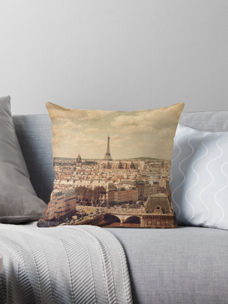 The Eiffel Tower by ninkydesigns