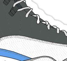 """Air Jordan XII (12) """"Wolf Grey"""" Sticker"""