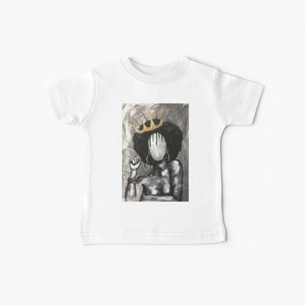 Natürlich Königin Baby T-Shirt