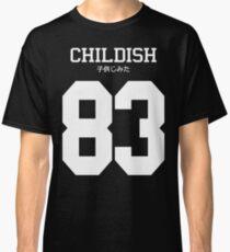 Childish Jersey Classic T-Shirt