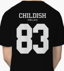Childish Jersey Classic T-Shirt