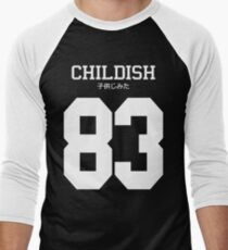 Childish Jersey Men's Baseball ¾ T-Shirt