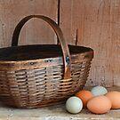 My Grandma's Egg Basket by mcstory