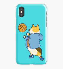 Corgi's are Basketball Stars! iPhone Case/Skin