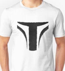 Rorschach Mandalorian T-Shirt