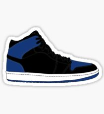 "Air Jordan I (1) ""Royal Blue"" Sticker"