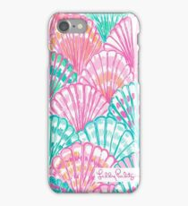 """Lilly """"Oh Shello"""" iPhone 5 and 6 Snap Case iPhone Case/Skin"""